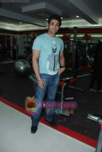 Ruslaan Mumtaz at the launch of  Snap 24-7 Gym in Malad, Near Croma on 29th March 2010 (2).JPG