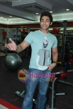 Ruslaan Mumtaz at the launch of  Snap 24-7 Gym in Malad, Near Croma on 29th March 2010 (4).JPG