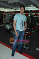 Ruslaan Mumtaz at the launch of  Snap 24-7 Gym in Malad, Near Croma on 29th March 2010 (5).JPG