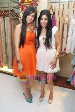 Soniya Mehra, Nishka Lulla at Neeta Nishka Lulla summer preview in Samsara on 29th March 2010 (3).JPG