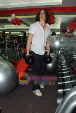 Tiger Shroff at the launch of  Snap 24-7 Gym in Malad, Near Croma on 29th March 2010 (13).JPG