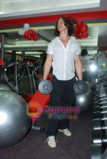 Tiger Shroff at the launch of  Snap 24-7 Gym in Malad, Near Croma on 29th March 2010 (14).JPG