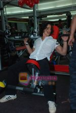 Tiger Shroff at the launch of  Snap 24-7 Gym in Malad, Near Croma on 29th March 2010 (4).JPG