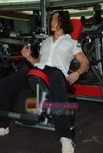 Tiger Shroff at the launch of  Snap 24-7 Gym in Malad, Near Croma on 29th March 2010 (5).JPG