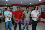 Tiger Shroff, Ruslaan Mumtaz at the launch of  Snap 24-7 Gym in Malad, Near Croma on 29th March 2010 (2).JPG