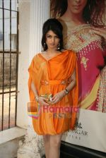 Bhagyashree at the Launch of Nisha Sagar_s Summer wear collection in Juhu on 30th March 2010 (6).JPG