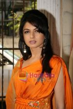 Bhagyashree at the Launch of Nisha Sagar_s Summer wear collection in Juhu on 30th March 2010 (8).JPG