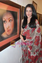 Celina Jaitley at Egyptian Diplomat_s bollywood Exhibition in Nehru Centre, Mumbai on 30th March 2010 (14).JPG