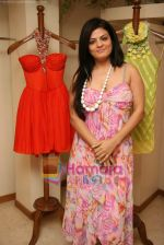 Sheeba at the Launch of Nisha Sagar_s Summer wear collection in Juhu on 30th March 2010 (17).JPG