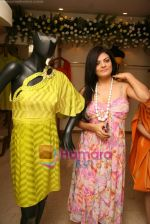 Sheeba at the Launch of Nisha Sagar_s Summer wear collection in Juhu on 30th March 2010 (4).JPG