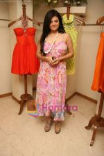 Sheeba at the Launch of Nisha Sagar_s Summer wear collection in Juhu on 30th March 2010 (5).JPG