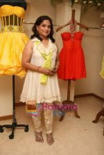 at the Launch of Nisha Sagar_s Summer wear collection in Juhu on 30th March 2010 (3).JPG