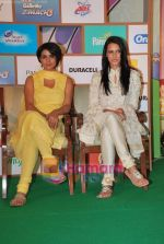 Gul Panag, Neha Dhupia at Shiksha NGO event in Taj Land_s End on 31st March 2010 (17).JPG