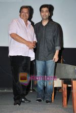 Karan Johar, Subhash Ghai at Whistling Woods in Goregaon on 31st March 2010 (12).JPG