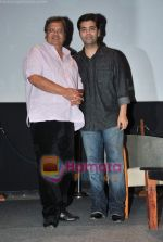 Karan Johar, Subhash Ghai at Whistling Woods in Goregaon on 31st March 2010 (13).JPG