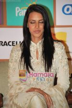 Neha Dhupia at Shiksha NGO event in Taj Land_s End on 31st March 2010 (10).JPG