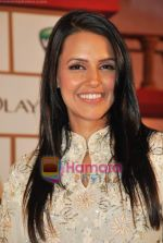 Neha Dhupia at Shiksha NGO event in Taj Land_s End on 31st March 2010 (9).JPG