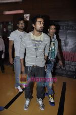 Rannvijay Singh at Clash of the Titans premiere in Cinemax on 31st March 2010 (4).JPG