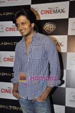 Ritesh Deshmukh at Clash of the Titans premiere in Cinemax on 31st March 2010 (5).JPG