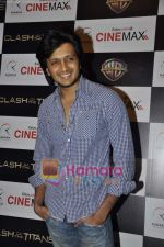 Ritesh Deshmukh at Clash of the Titans premiere in Cinemax on 31st March 2010 (6).JPG