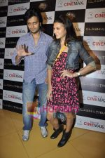 Ritesh Deshmukh, Jacqueline Fernandez at Clash of the Titans premiere in Cinemax on 31st March 2010 (4).JPG