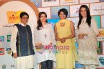 Soha Ali Khan, Gul Panag, Neha Dhupia, Kiran Bedi at Shiksha NGO event in Taj Land_s End on 31st March 2010 (13).JPG