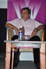 Subhash Ghai at Whistling Woods in Goregaon on 31st March 2010 (6).JPG