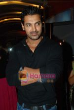 John Abraham at Pankh Premiere in Cinemax, Mumbai on 1st April 2010 (42).JPG