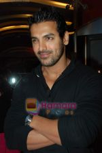 John Abraham at Pankh Premiere in Cinemax, Mumbai on 1st April 2010 (6).JPG
