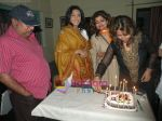 Rituparna Sengupta at Sneha Paul_s Birthday Party on 1st April 2010 (2).JPG