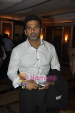 Sunil Shetty at Neelam and Nriti Shah Show on 1st April 2010 (4).JPG