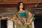 Zarine Khan walks the ramp for Neelam and Nriti Shah on 1st April 2010 (18).JPG
