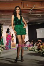 walks the ramp for Neelam and Nriti Shah on 1st April 2010 (189).JPG