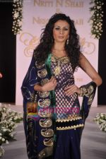 walks the ramp for Neelam and Nriti Shah on 1st April 2010 (36).JPG