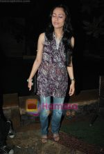 Gauri Tonk at Geet and Odhani - Star One serials_s screening in Kino_s Cottage on 5th April 2010 (2).JPG