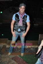 Yash Tonk at Geet and Odhani - Star One serials_s screening in Kino_s Cottage on 5th April 2010 (2).JPG