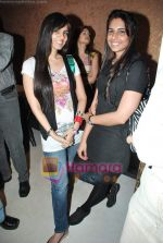 Nishka Lulla at Bharata N Dorris Hair & Make-up Fashion week announcement in Andheri on 6th April 2010 (3).JPG