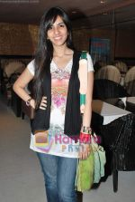 Nishka Lulla at Bharata N Dorris Hair & Make-up Fashion week announcement in Andheri on 6th April 2010 (5).JPG