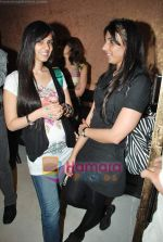 Nishka Lulla at Bharata N Dorris Hair & Make-up Fashion week announcement in Andheri on 6th April 2010.JPG