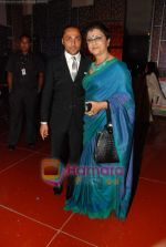 Rahul Bose, Aparna Sen at The Japanese Wife film premiere  in Cinemax on 7th April 2010 (2).JPG