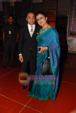 Rahul Bose, Aparna Sen at The Japanese Wife film premiere  in Cinemax on 7th April 2010 (95).JPG