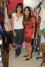 Juhi Pande at Megha Grover store launch in Malad on 9th April 2010 (3).JPG