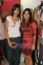 Juhi Pande at Megha Grover store launch in Malad on 9th April 2010 (4).JPG