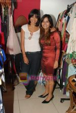 Juhi Pande at Megha Grover store launch in Malad on 9th April 2010 (2).JPG