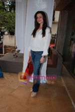 Neelam at Twinkle Khanna_s The White Window  launch of holiday line Villa Tara in Bandra on 9th April 2010 (3).JPG