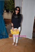 rinkee at Twinkle Khanna_s The White Window  launch of holiday line Villa Tara in Bandra on 9th April 2010.JPG