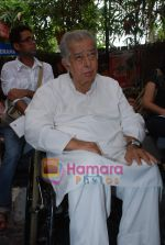 Shashi Kapoor at Prithvi Summertime launch in Prithvi on 10th April 2010 (6).JPG