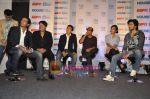 Arjun Rampal, Sajid Khan, Sajid Nadiadwala, Akshay Kumar, Lara Dutta, Ritesh Deshmukh at Housefull-ICC T20 World Cup media meet Taj Lands End, Bandra, Mumbai on 14th April 2010 (24).JPG