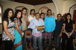 Kalpana Mathur, Rajbir Singh, Gagan Kang, Rana Jung Bahadur, Aijaz Ahmed, Aabha Paul at Who_s There film mahurat in Madh on 14th April 2010 (2).JPG