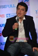 Sajid Nadiadwala at Housefull-ICC T20 World Cup media meet Taj Lands End, Bandra, Mumbai on 14th April 2010 (2).JPG
